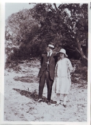 Maud and Andy Johnson