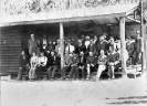 Vice Regal visit, Beerburrum, November 1916