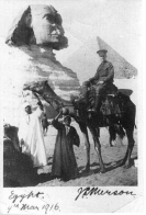 MERSON James 2784 Egypt 1916