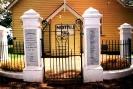 Montville Memorial Gates