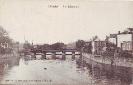 NYMAN Julius 2250A - Postcard from Belgium February 1919