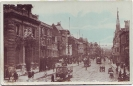 NYMAN Julius 2250A - Postcard from Southampton, England October 1918