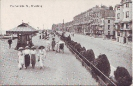 NYMAN Julius 2250A - Postcard from Worthing, England October 1918