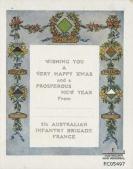 5th Battalion Christmas Card