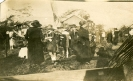 Yandina Railway Station Welcome Home c1919