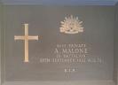 MALONE Arthur 4655